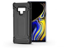 Samsung N960F Galaxy Note 9 ütésálló hátlap - Armor - fekete