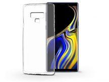 Samsung N960F Galaxy Note 9 szilikon hátlap - Ultra Slim 0,3 mm - transparent