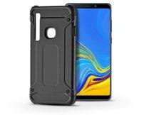 Samsung A920F Galaxy A9 (2018) ütésálló hátlap - Armor - fekete