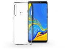 Samsung A920F Galaxy A9 (2018) szilikon hátlap - Ultra Slim 0,3 mm - transparent