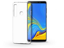Samsung A920F Galaxy A9 (2018) szilikon hátlap - Soft Clear - transparent