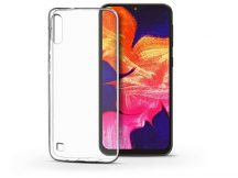 Samsung A105F Galaxy A10 szilikon hátlap - Soft Clear - transparent
