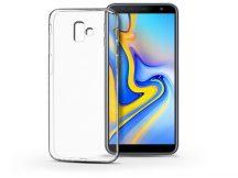 Samsung J610F Galaxy J6 Plus (2018) szilikon hátlap - Soft Clear - transparent
