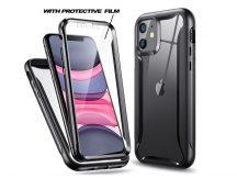 Apple iPhone 11 ütésálló hátlap - ESR Hybrid Armor 360 Full-Body Shockproof Protection - fekete