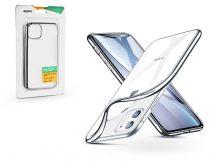 Apple iPhone 11 Pro szilikon hátlap - ESR Essential Crown Slim Clear Phone Case - ezüst