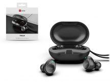 UiiSii Bluetooth sztereó headset v5.0 + töltőtok - UiiSii TWS60 Wireless Headset - black
