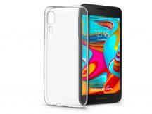 Samsung A260F Galaxy A2 Core szilikon hátlap - Soft Clear - transparent