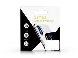 Hátsó kameralencse védő edzett üveg - Apple iPhone 12 Pro Max - transparent