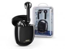Remax Bluetooth sztereó TWS headset v5.0 + töltőtok - Remax TWS-23 Magnetic Wireless Earbuds - black