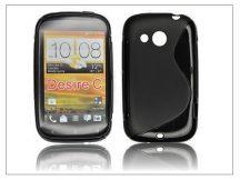 HTC Desire C szilikon hátlap - S-Line