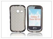 Samsung S6102 Galaxy Y Duos szilikon hátlap - LUX