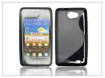 Samsung i8150 Galaxy W szilikon hátlap - S-Line