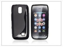 Nokia Asha 308/309 szilikon hátlap - S-Line