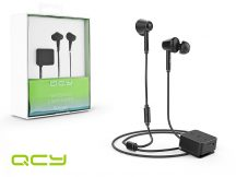 Xiaomi QCY Wireless Bluetooth sztereó fülhallgató v4.1 - QCY E1 ANC Bluetooth Wireless Earphones - black