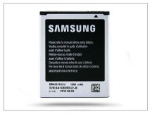 Samsung i8160 Galaxy Ace 2/S7562 Galaxy S Duos gyári akkumulátor - Li-Ion 1500 mAh - EB425161LU/EB-B130AE (csomagolás nélküli)