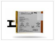 Sony Xperia Z (C6603) gyári akkumulátor -  Li-Ion 2330 mAh - LIS1502ERPC (ECO csomagolás)