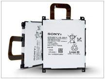 Sony Xperia Z1s (C6916) gyári akkumulátor - Li-Polymer 3000 mAh - LIS1532ERPC (csomagolás nélküli)