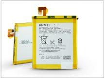 Sony Xperia T2 Ultra gyári akkumulátor - Li-Polymer 3000 mAh - LIS1554ERPC (csomagolás nélküli)