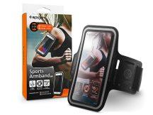 """Spigen univerzális kartok sportoláshoz, max. 6,9"""", méretű készülékekhez - Spigen A700 Sports Armband - fekete"""