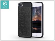 Apple iPhone 7/iPhone 8 hátlap - Devia Racy - black