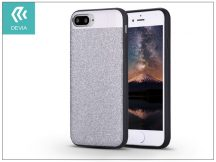 Apple iPhone 7 Plus/iPhone 8 Plus hátlap - Devia Racy - silver
