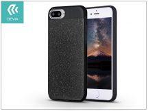 Apple iPhone 7 Plus/iPhone 8 Plus hátlap - Devia Racy - black