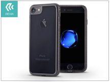 Apple iPhone 7/iPhone 8 hátlap - Devia Shockproof - black