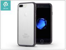 Apple iPhone 7 Plus/iPhone 8 Plus hátlap - Devia Shockproof - crystal