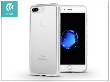 Apple iPhone 7 Plus/iPhone 8 Plus hátlap - Devia Shockproof - black