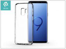 Samsung G960F Galaxy S9 szilikon hátlap - Devia Naked - crystal clear