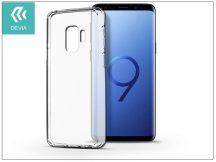 Samsung G960F Galaxy S9 hátlap - Devia Shockproof - crystal clear