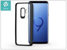 Samsung G960F Galaxy S9 hátlap - Devia Pure Style - black