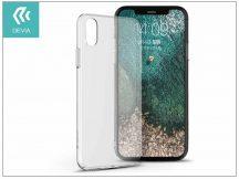Apple iPhone X hátlap - Devia Fruit - clear