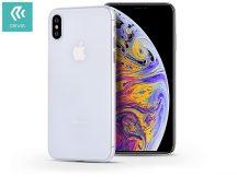 Apple iPhone X/XS hátlap - Devia Naked Ultra-Thin - clear