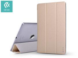 Apple iPad Pro 12.9 (2018) védőtok (Smart Case) on/off funkcióval - Devia Light Grace - gold