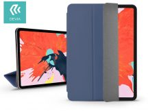 Apple iPad Pro 11 (2018) védőtok (Smart Case) on/off funkcióval - Devia Star Magnet - blue