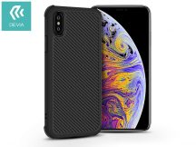 Apple iPhone XS Max szilikon hátlap - Devia Shark-2 - black