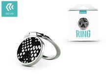 Devia ring holder/szelfi gyűrű és kitámasztó - Devia Finger Hold Diamonds-2 - black
