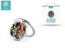 Devia ring holder/szelfi gyűrű és kitámasztó - Devia Finger Hold Diamonds - color