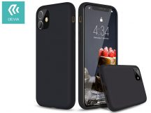 Apple iPhone 11 szilikon hátlap - Devia Nature Series Case - black