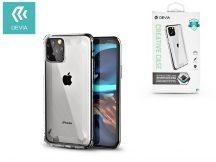 Apple iPhone 11 Pro ütésálló hátlap - Devia Defender 2 Series Case - clear