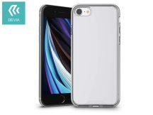 Apple iPhone 7/iPhone 8/SE 2020 ütésálló hátlap - Devia Defender 2 Series Case - clear