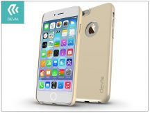 Apple iPhone 6/6S hátlap - Devia Chic - champagne gold
