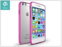 Apple iPhone 6/6S hátlap - Devia Hybrid - rose pink