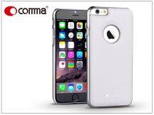 Apple iPhone 6/6S valódi bőr hátlap - Comma Icon - white
