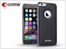 Apple iPhone 6/6S valódi bőr hátlap - Comma Icon - black