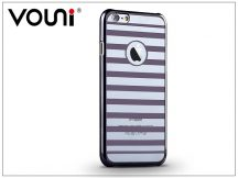 Apple iPhone 6 Plus/6S Plus hátlap - Vouni Parallel - gun black