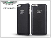 Apple iPhone 6 Plus/6S Plus valódi bőr hátlap - Aston Martin Racing - black