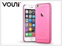 Apple iPhone 6/6S hátlap - Vouni Soft - crystal pink
