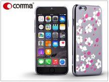 Apple iPhone 6/6S hátlap - Comma Bloom - gun black